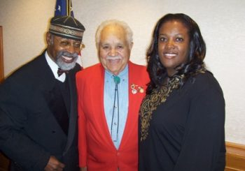Tuskegee Airman Dedication LTC(R) Leo Gray